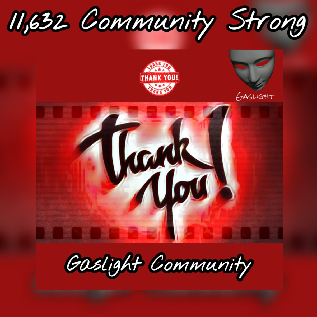 Thank You Facebook & The Gaslight CommunityPage